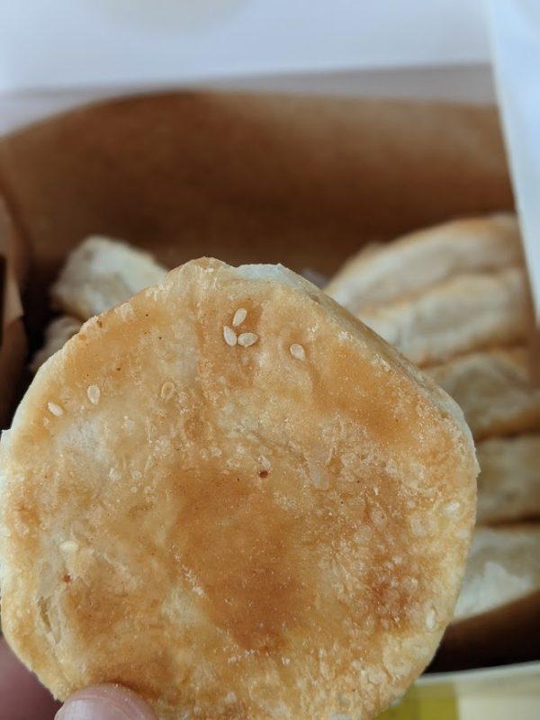 bánh hạt dẻ sapa