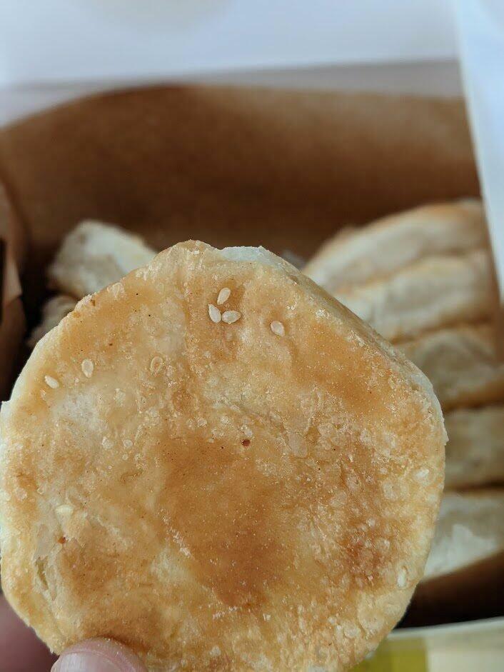 cách bảo quản bánh hạt dẻ sapa